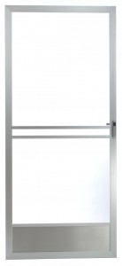 Fullview Swinging Screen Door