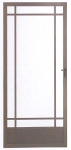 Prairie Swinging Screen Door