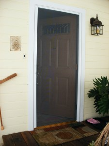 Retractable Door